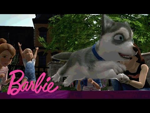 Видео № 1 из игры Barbie and Her Sisters: Puppy Rescue [Wii U]