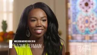 Naomie Elizabeth Germain Contestant Miss USA 2016 Introduction