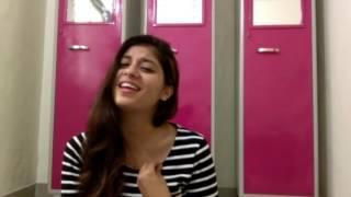 HAAREYA | Meri Pyaari Bindu | Arijit Singh| Cover by Kavya Singh