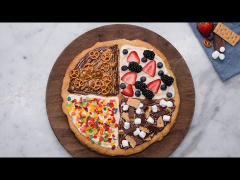 "Sugar Cookie ""Pizza"""