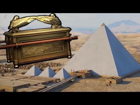 Het ware doel van de ark van het verbond: geavanceerde oude technologie