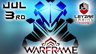 Baro Ki'Teer the Void Trader (July 3rd) - Quick Recommendations (Warframe Gameplay)