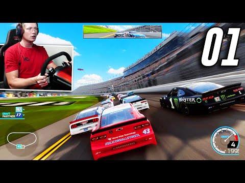 Gameplay de NASCAR Heat 5 Gold Edition