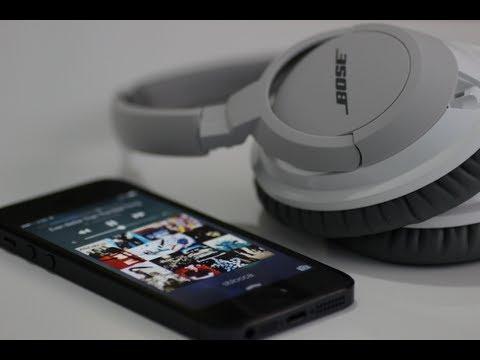 Bose AE2i, cuffie over-ear pensate per gli utenti iOS