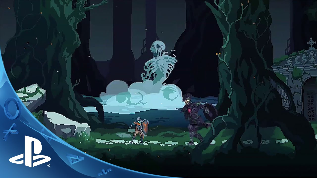 Death's Gambit Coming to PS4