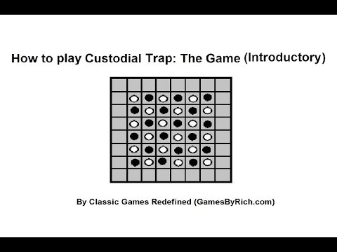 Introductory level rules to the game