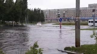 Сургут. Лето смыло 04 07 2017