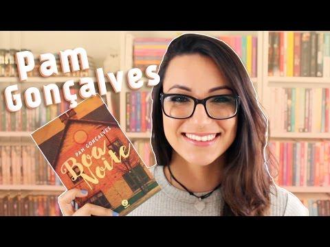 Pam Gonçalves e o seu primeiro romance