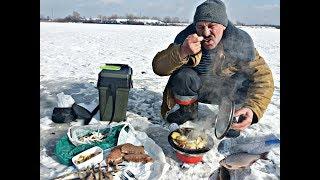 Турбазы для зимней рыбалки