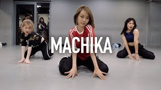 Machika - J. Balvin, Jeon, Anitta / Hazel Choreography