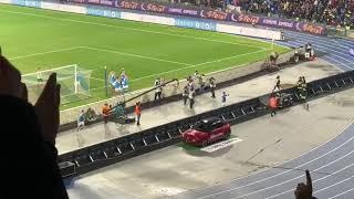 Napoli-Juventus 2-1 Chi non salta Juventino è!