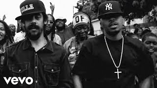 "Nas & Damian ""Jr. Gong"" Marley   Nah Mean (Official Video)"