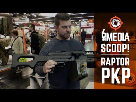 RAPTOR PKP at IWA 2017