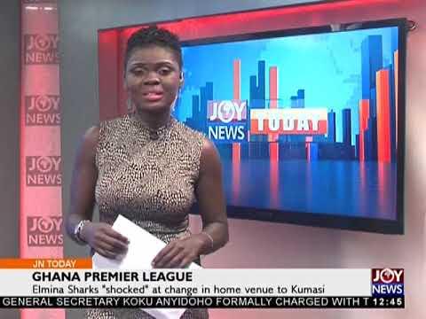 Ghana Premier League - Joy Sports Today (28-3-18)