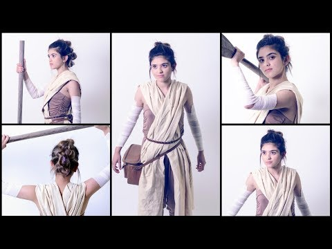 Super Cheap and Easy REY Costume!