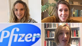 video: Watch: 'I'm excited, happy and hopeful' - Telegraph health reporters on Pfizer vaccine approval