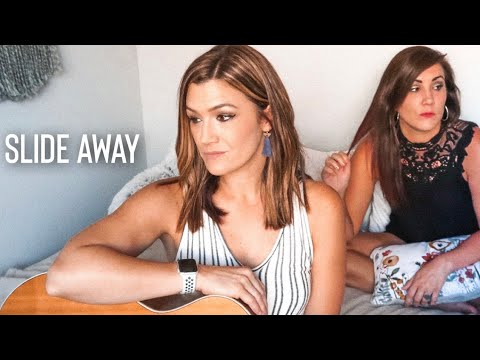 SLIDE AWAY | MILEY CYRUS COVER