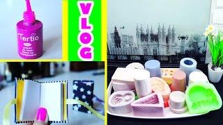 Vlog На выставке красоты ● Мою 3D формы ● МИНИ-блокноты ● Сколько денег нужно новичку мыловару?