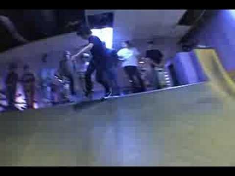 Daniel Dubois Skatepark Montage 2008