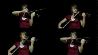 Transformers: Arrival To Earth (Violins Cover) Taylor Davis