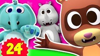 Canciones del Zoo 2 Mix Enganchado en HD