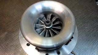 Пуск самодельного ТРД - день 3 - Уже что то получается - homemade jet engine