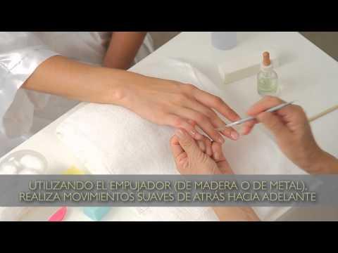 Cómo utilizar correctamente el empujador de cutículas : Tips para Manicura