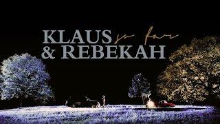 klaus & rebekah | losing a part of yourself