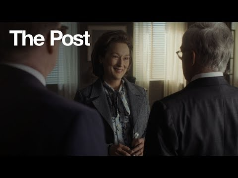 The Post (TV Spot 'Incredible True Story')