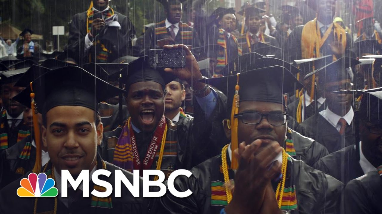 President Trump Praises Black Schools, But His Message May Be Lost   Morning Joe   MSNBC thumbnail