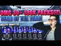 Download Video FIFA 16: TOTY PACK OPENING (DEUTSCH) - FIFA 16 ULTIMATE TEAM - HOLY SHIT 30+ 100K PACKS!!! [TOTY!]