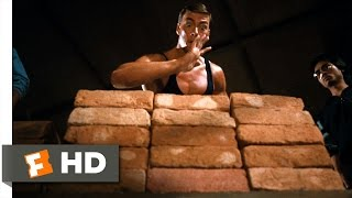 Bloodsport (59) Movie CLIP   The Touch Of Death (1988) HD