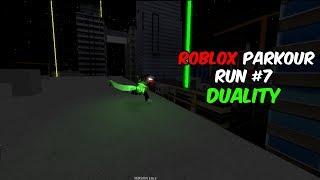 Roblox Parkour | Double wallboost + Wallkick / SLJ | - Most