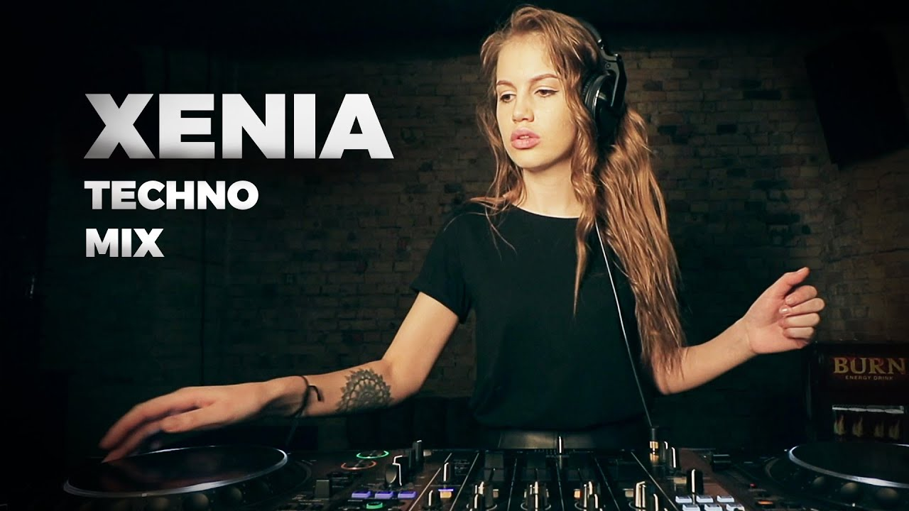 Xenia - Live @ Radio Intense Kyiv, December 2019
