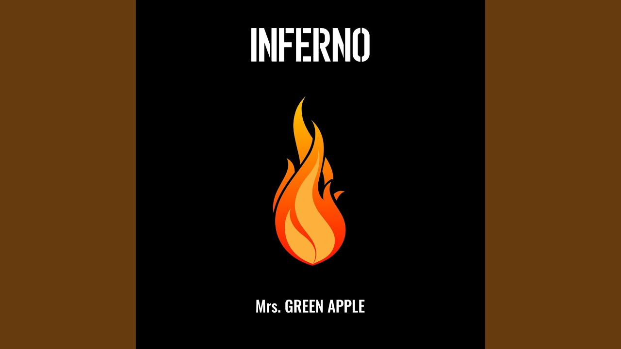 Mrs Green Apple - Inferno English & Hindi Lyrics | Fire Force Op | Mp3-maza