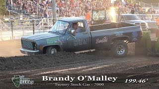 Central Illinois Truck Pullers - Breaks And Not So Great Truck Pulls Compilation