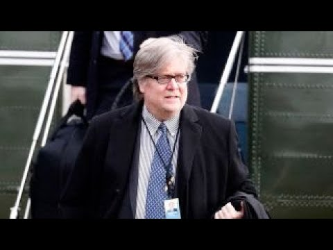 Bannon's war with the media