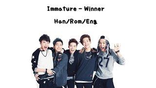 Winner - Immature (철없어) Color Coded [Han|Rom|Eng Lyrics]