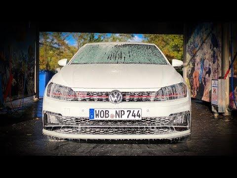 VW Polo GTI Sound & Launch Control (0-100 km/h)