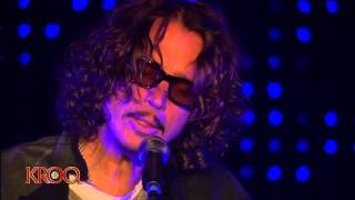Chris Cornell - Like A Stone - KROQ Almost Acoustic Xmas 2015