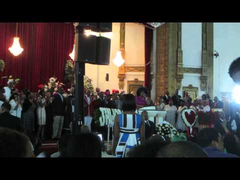 NYC Gospel Expositions Part 3 – Melvin Crispell Homegoing Celebration