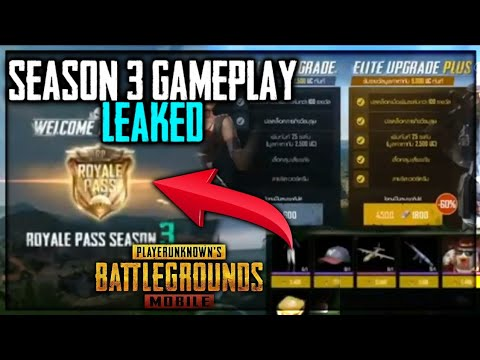 Season 3 Has Started All Rp Rewards Explained Everything Else