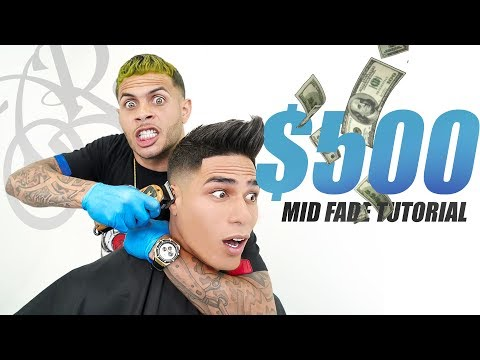 😱Must Watch $500 Haircut Transformation💈