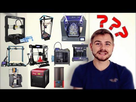 Die besten 3D-Drucker! (2017-2018)