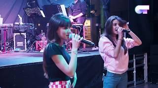 ENSAYO | LO MALO - Aitana y Ana Guerra | OT 2017