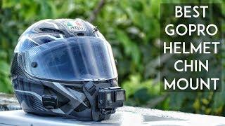 Best GoPro Motorcycle Helmet Chin mount | SoPro Mount Review | RWR