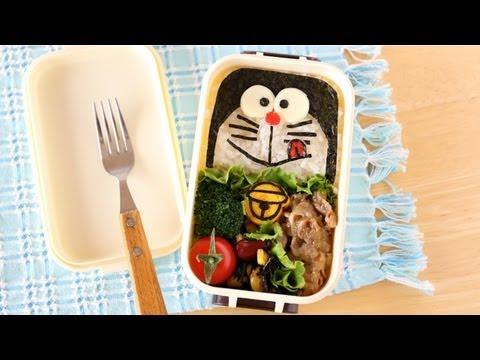 Doraemon Bento Lunch Box ドラえもん弁当 (キャラ弁) – OCHIKERON – CREATE EAT HAPPY