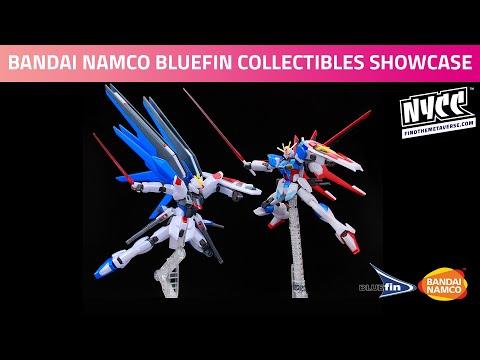Bandai Namco Collectibles (Bluefin) New York Comic Con and MCM Comic Con Metaverse Showcase