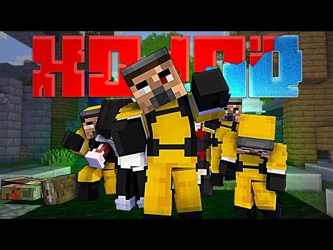 ХОЛОД - Майнкрафт Клип (NEFFEX COLD НА РУССКОМ) ~ COLD Minecraft Music Video (Самурай Апокалипсиса)