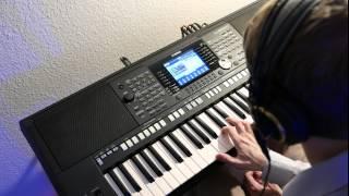 Yamaha PSR-S950 - Mauro Picotto - Proximus (Mix / Remake)